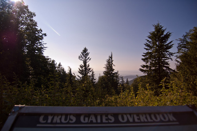Cyrus Gates Overlook