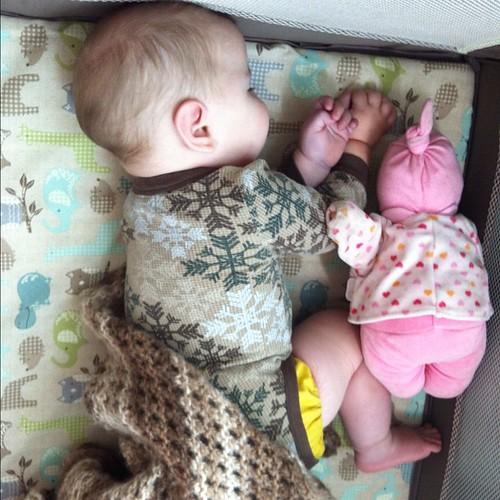 Crib nap