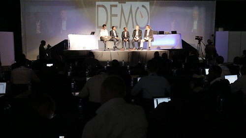 Demo Africa 2012 Panelists