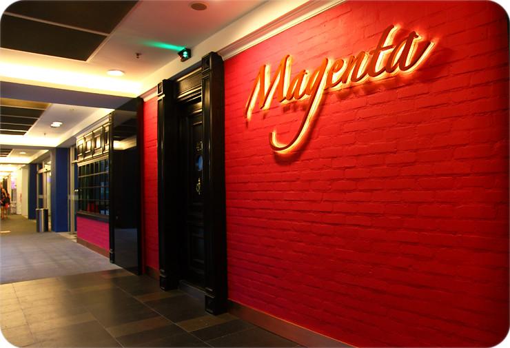 Magenta-Restaurant