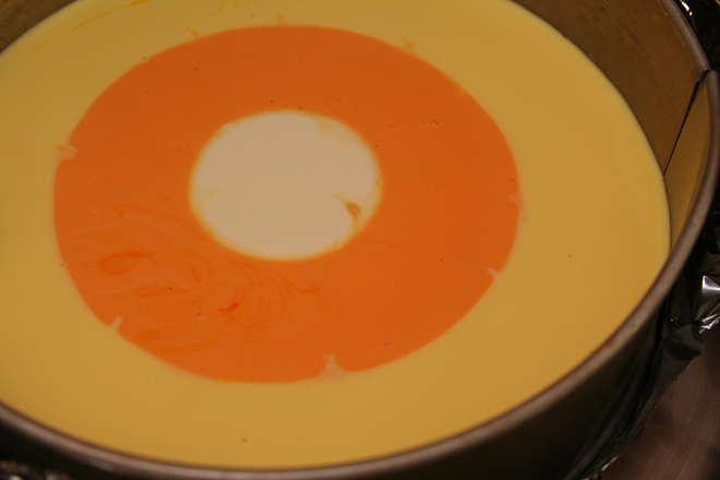candy corn cheesecake 8