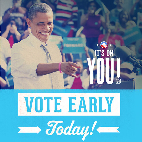 Vote early in Florida