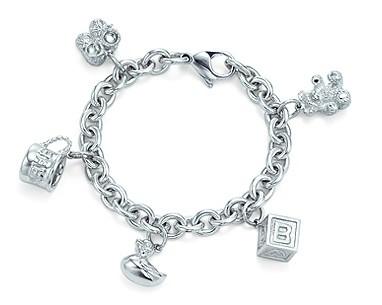 tiffany baby bracelet