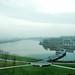Lac des Nations (Sherbrooke) & brouillard