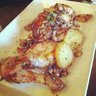 Iberian Chicken. Cerveseria. Mmm!