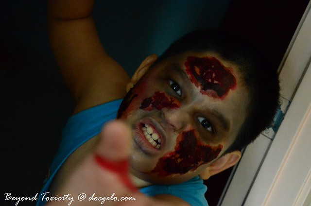zombie : halloween 2012