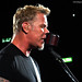 James Hetfield vocalista de Metallica