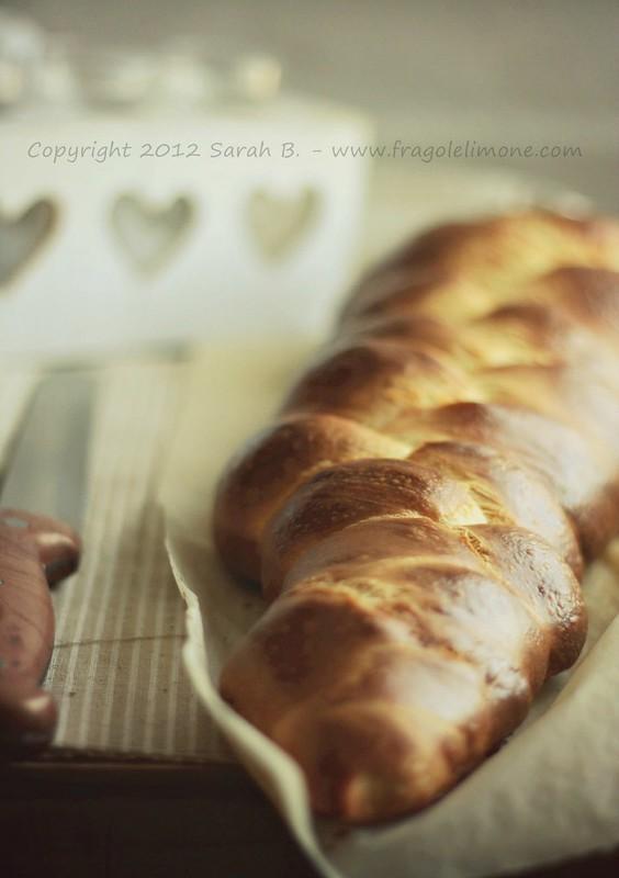 treccia di pane Migros