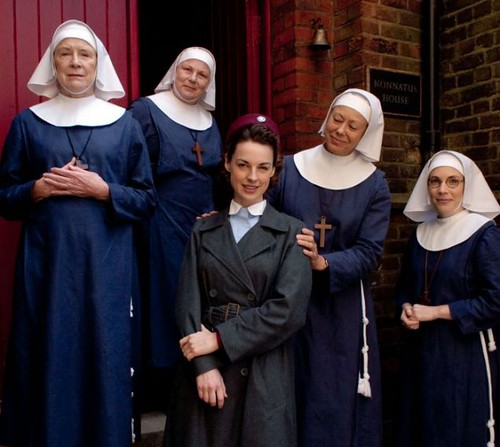 still from Call the Midwife
