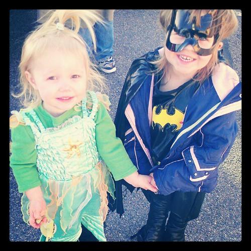 Addie Rae and Ora Koryn