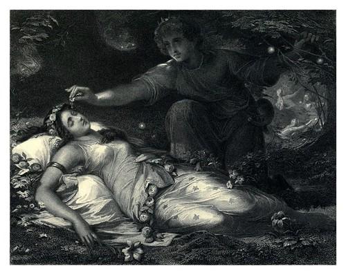 020-Sueño de una noche de verano-Shakespeare scenes and characters…1876