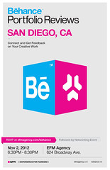 Behance Portfolio Reviews | San Diego, CA