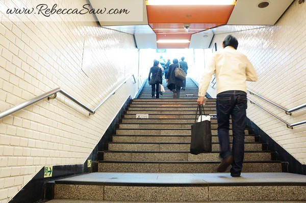Japan day 1 - Shibuya & Harajuku  (50)