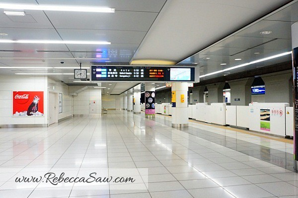 Japan Day 1- Haneda Airport-016