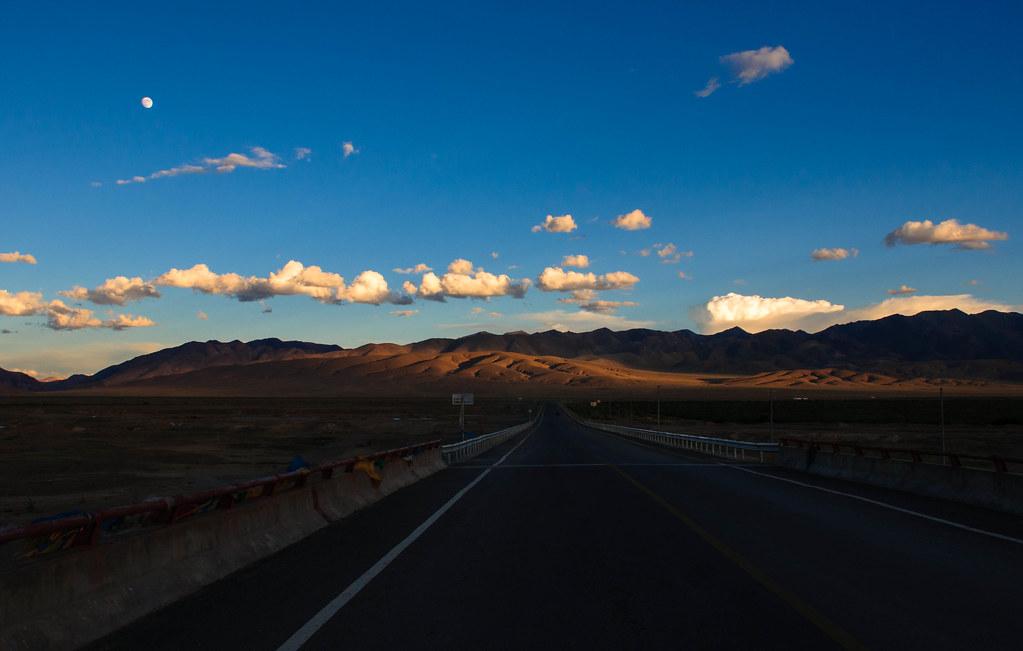 重游西藏-阿里首府狮泉河 - 风景这边独好 - 风 景 这 边 独 好