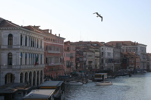 Life on the Grand Canal