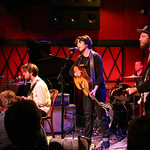 Delta Spirit at Rockwood Music Hall for WFUV