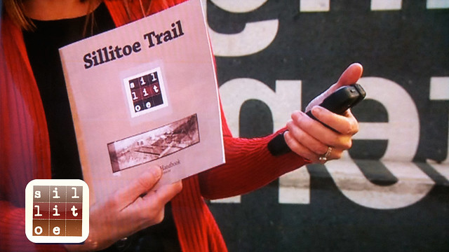 Sillitoe Trail on BBC East Midlands