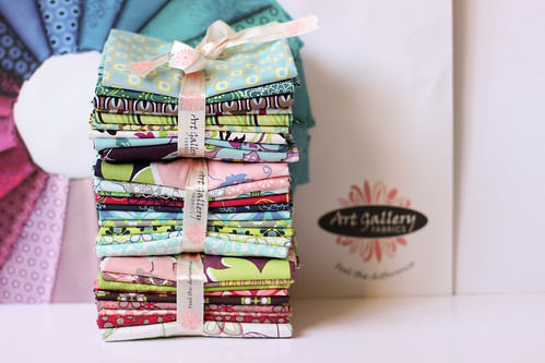 Pretty Fabrics by Jeni Baker