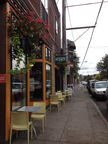 Laughing Planet Cafe, 3320 SE Belmont St, Portland