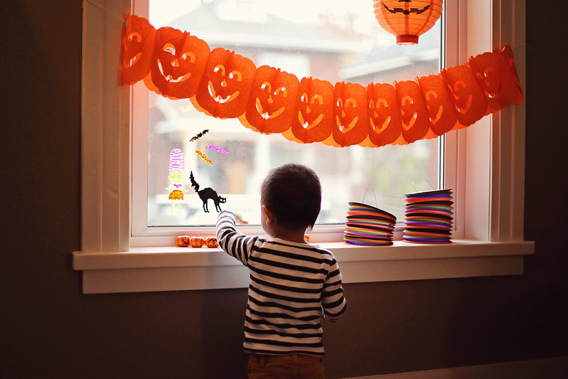 a spooktacular halloween!