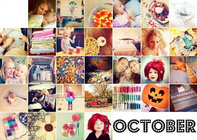 10. October Mosaic