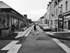 Street Photography in Roche-sur-yon - Photo of Reffannes