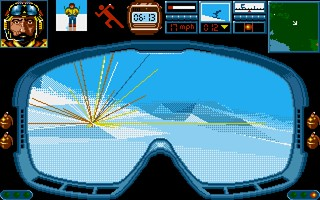 Midwinter (1990 / Mike Singleton / Amiga)