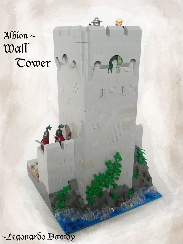 Albion walltower main