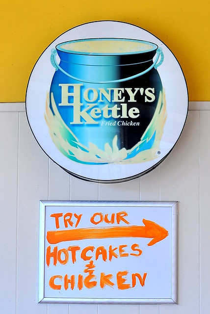 Honey's Kettle - Compton