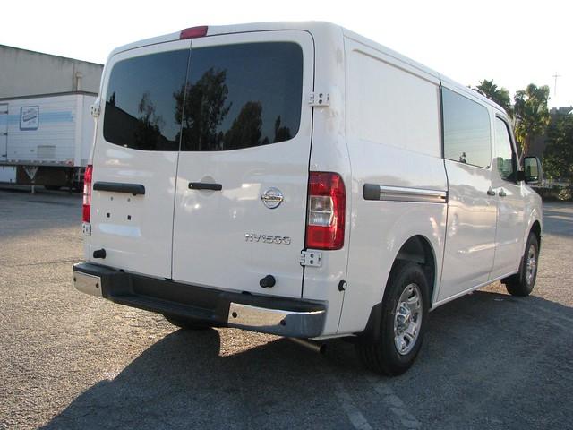 Nissan NV1500 Cargo Van