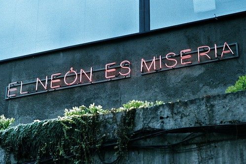 Neon is Misery by P_R_