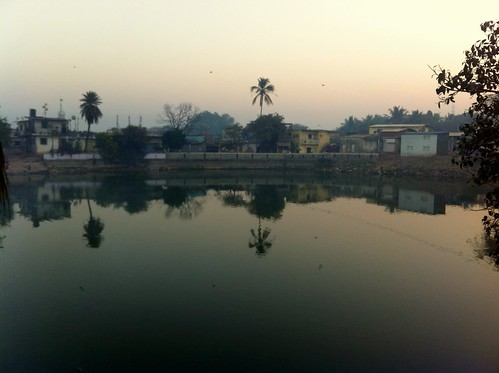 Vanala Talav - Lake in Madh Village