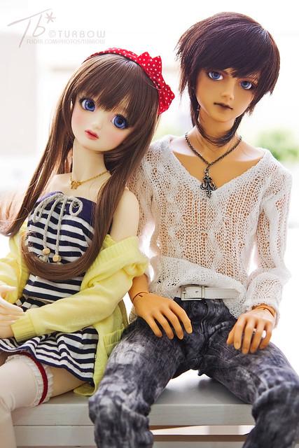 Miyuki and Enzo
