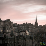 Edinburgh at Dusk - Scotland