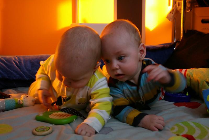 Лука и Олег