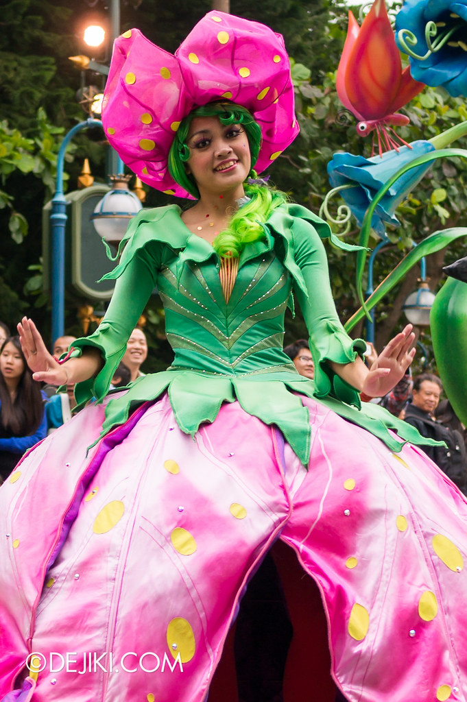The Magic of Pixie Dust - flower girl 2