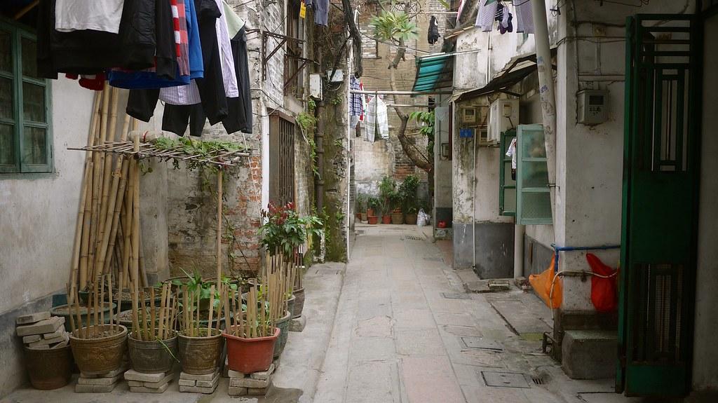 Alleyway Garden