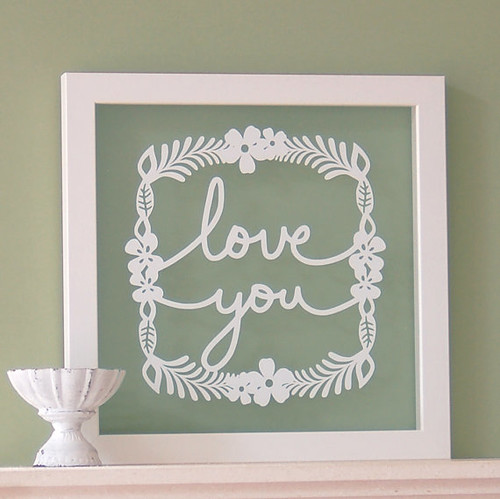 Wall Design Paper Cutting : All things paper cut quotes giveaway