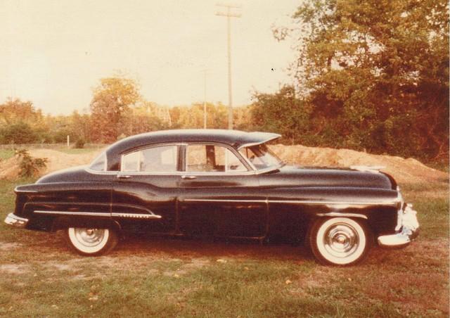 1950 oldsmobile 98 deluxe 4 door sedan flickr photo for 1950 oldsmobile 4 door