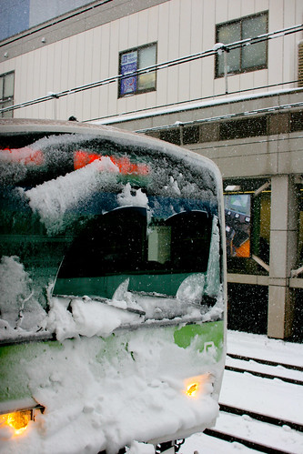 Yamanote snow version