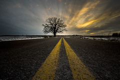 Burr Oak Road to Nowhere