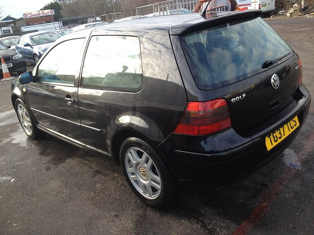 Just another mk4 golf among the 1000's 8391096221_230d27904d_z