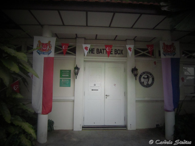 Fort Canning - The Battle Box 01