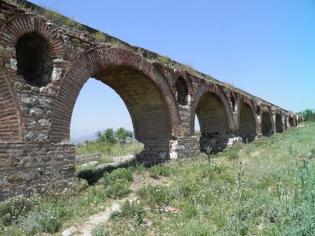 Skopje Aqueduct, Republic of Macedonia FYROM