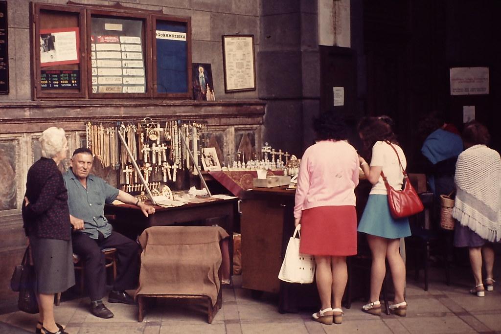 BUDAPEST / HUNGARY 1975
