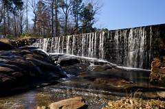 Yates Mill Pond Falls