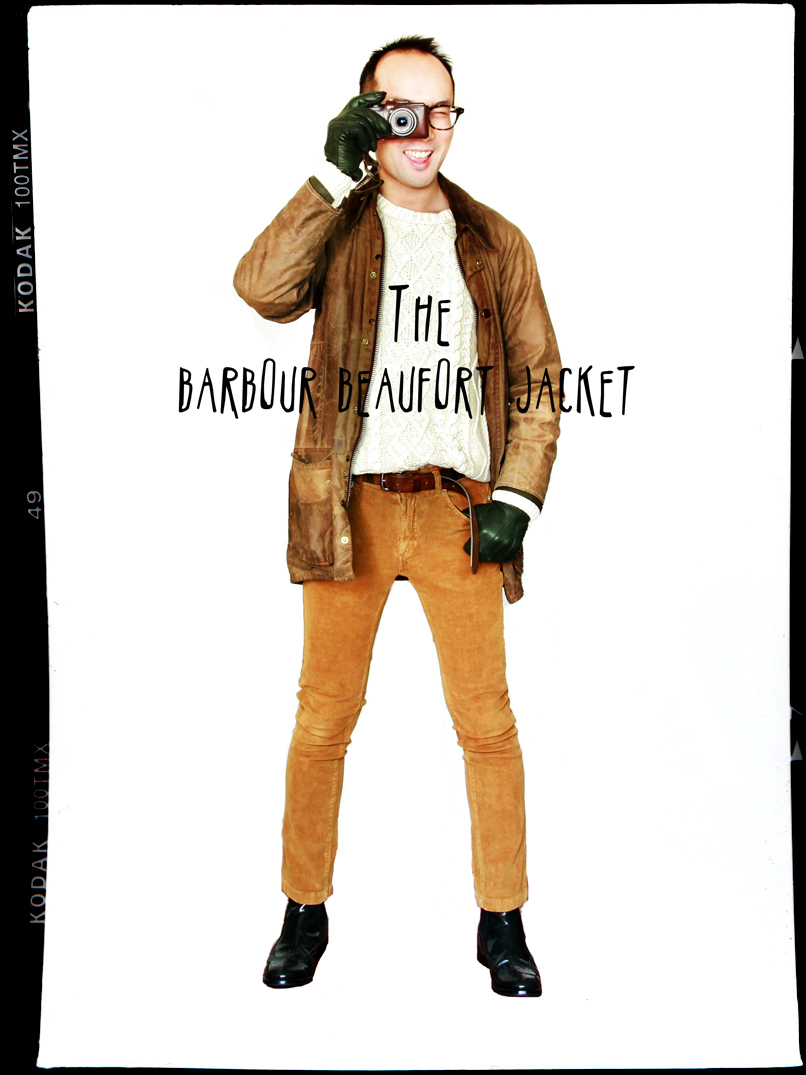 barbour beaufort 1