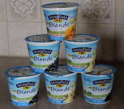 Stonyfield Farms Blends