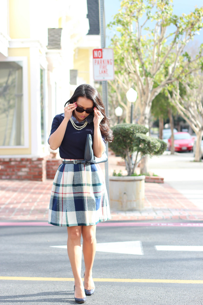 Vintage Plaid Skirt07.jpg